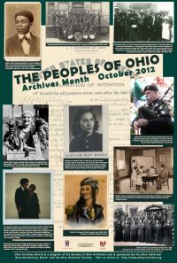 History Month Poster 2012