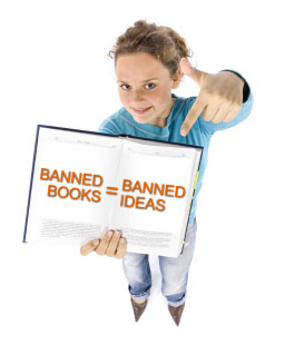 Banned Books equals Banned Ideas