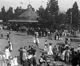 Carousel at Euclid Beach Park