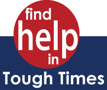 Link to Find Help in Tough Times