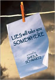 Book Cover for Lies Will Take You Somewhere