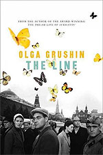 Book cover for The Line