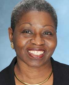 Dr. Marilyn Sanders Mobley