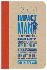 Book Cover for No Impact Man