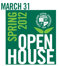 Open House March 31st