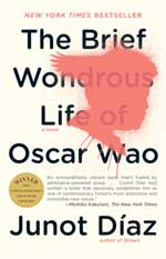 Book Cover for the Brief Wondrous Life of Oscar Wao