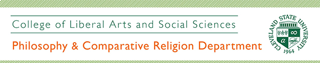 Department of Philosophy and Comparative Religion, CSU