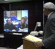 Video Distance Learning Classroom