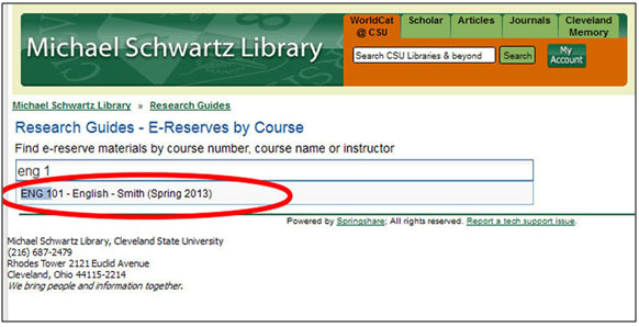 You'll land on this page where you'll need to review the copyright statement and enter your 4 digit course password