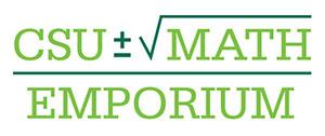 CSU Math Emporium logo