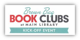 Brown Bag Book Club logo