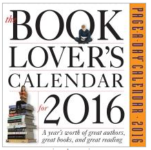 The Book Lover's Calendar