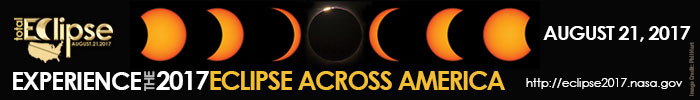 Experience the 2017 Eclipse Across America Aug. 21, 2017