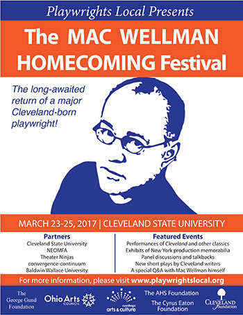 Mac Wellman Homecoming Festival, March 23-25 at CSU