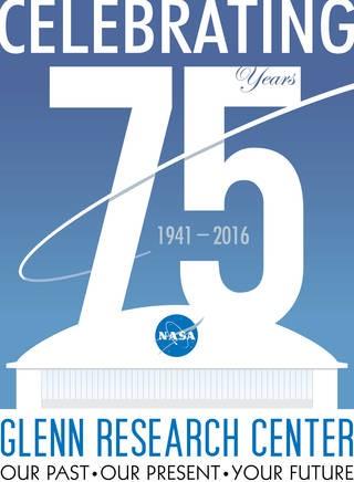 NASA Glenn Research Center celebrating 75 years