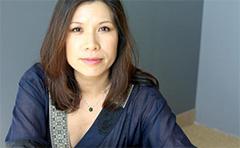 Author, Pauline Chen