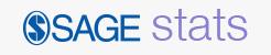 Link to SAGE Stats
