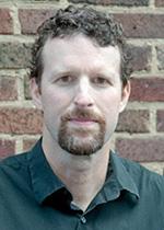 Author, Sam Thomas