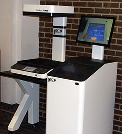 KIC Self-Serve Scanner, first floor