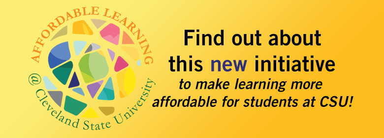 Find out more about Affordable Education at CSU