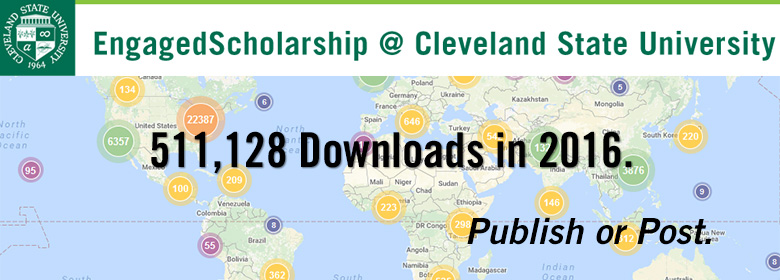 511,128 papers were loaded from Engaged Scholarship in 2016