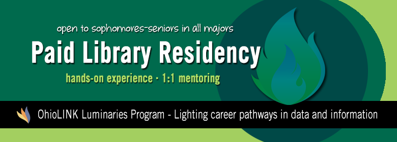 apply for a paid residency at the library