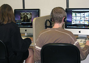 Using Macs in the Multimedia Lab