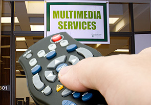 Entrance to Multimedia Services